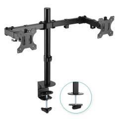 Mbeat activiva ErgoLife Dual Monitor Screen Double Joint Monitor Arm