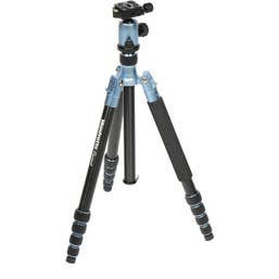 Manfrotto Element large Aluminum Traveler Tripod with Ball Head and Bag (Blue)