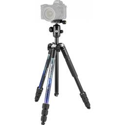 Manfrotto Element MII Aluminium Tripod with Ball Head (Blue)