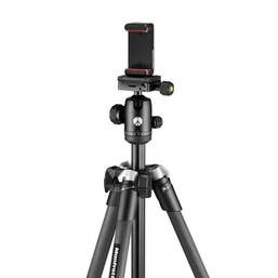 Manfrotto Element MII Carbon Fibre Tripod with Ball Head (Black)