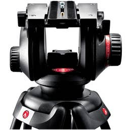 Manfrotto Head Pro Fluid Video 504HD