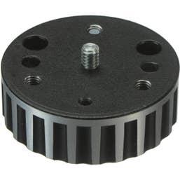 "Manfrotto MF 120 Tripod Adaptor (3/8""F to 1/4"" M - Converts tripod screw to 1/4"")"