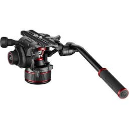 Manfrotto MVH612AH  Nitrotech Fluid Video Head