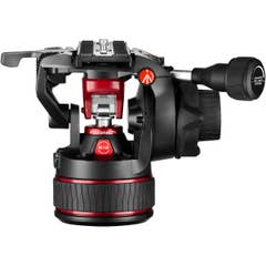 Manfrotto MVH612AH  Nitrotech Fluid Video Head