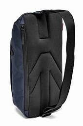 Manfrotto NX Collection Sling Bag - Bodypack for Mirrorless Cameras (Blue)