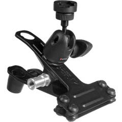 Manfrotto Spring Clamp with the Flash Shoe
