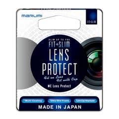 Marumi 58mm Lens Protect Fit + Slim Filter