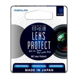 Marumi 77mm Lens Protect Fit + Slim Filter