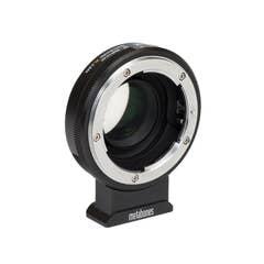 Metabones Nikon G to BMPCC4K Speed Booster XL 0.64x (Black Matt)