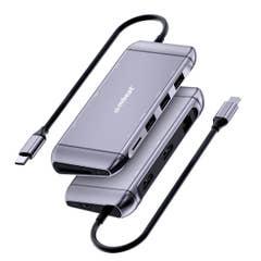 Mbeat Elite X11 Dual HDMI USB-C Docking Station