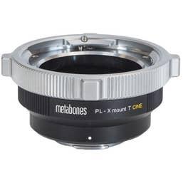 Metabones PL to X-mount adapter T (Black Matt)