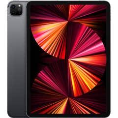 "Apple iPad Pro 11"" M1 Chip, Wi-Fi + Cellular 256GB Space Grey (3GEN) -MHW73X/A"