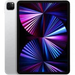 "Apple iPad Pro 11"" M1 Chip,Wi-Fi + Cellular 256GB Silver (3GEN)"