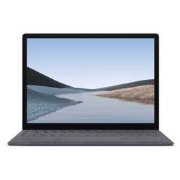 Microsoft Surface Laptop 3 13.5 Inch i5 256GB (Platinum)
