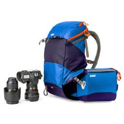 MindShift Gear rotation180° Panorama Backpack (Tahoe Blue)