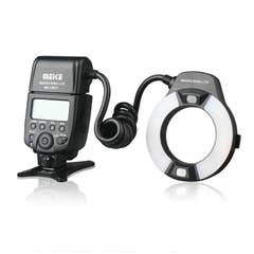 Voking TTL Macro Ring Flash Speedlight - Canon
