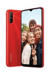 RealMe C3 - Blazing Red