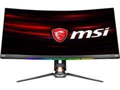 "MSI Optix MPG341CQR 34"" 2K 144Hz Curved Gaming Monitor"