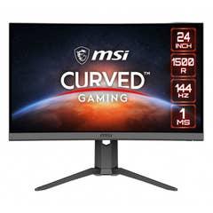 MSI Optix G24C6P 23.6 144Hz Curved VA Gaming Monitor