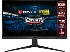 """MSI Optix G241V E2 23.8"""" 75Hz IPS Gaming Monitor"""