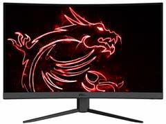 MSI Optix G32CQ4 32 2K 165Hz Curved VA Gaming Monitor