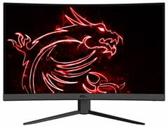 "MSI Optix G32C4 32"" 165Hz Curved VA Gaming Monitor"