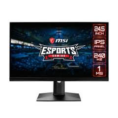 MSI Optix MAG251RX 24.5 240Hz IPS Gaming Monitor