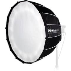 Nanlite 90cm Easy Up Parabolic softbox for Forza 200, 300 and 500