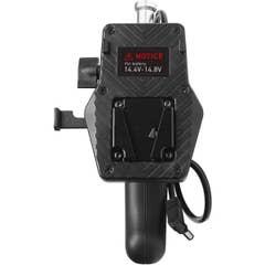 Nanlite BH-FZ60V Forza 60 V-Mount Battery Adaptor Handle Stand Mount