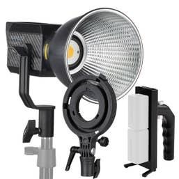 Nanlite Forza 60B bi-colour 2700K-6500K monolight LED light
