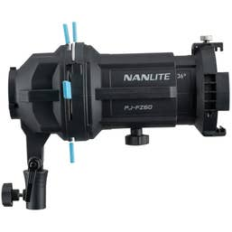 Nanlite Projection Attachment Mount for Forza 60 with 36 Lens
