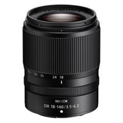 Nikon Nikkor Z Z DX 18-140mm f/3.5-6.3 VR Lens