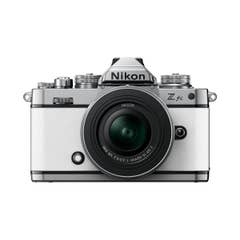 Nikon Z fc White Camera with Nikkor Z DX 16-50mm VR Lens SL