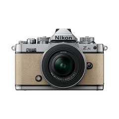 Nikon Z fc Sand Beige Camera with Nikkor Z DX 16-50mm VR Lens SL