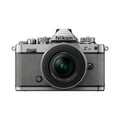 Nikon Z fc Natural Grey Camera with Nikkor Z DX 16-50mm VR Lens SL