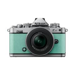 Nikon Z fc Mint Green Camera with Nikkor Z DX 16-50mm VR Lens SL