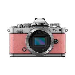 Image of Nikon Z fc Body Coral Pink
