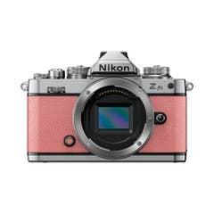 Nikon Z fc Body Coral Pink