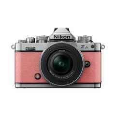 Nikon Z fc Coral Pink Camera with Nikkor Z DX 16-50mm VR Lens SL