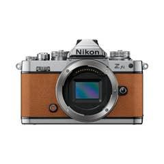 Nikon Z fc Body Amber Brown