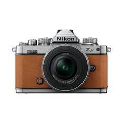 Nikon Z fc Amber Brown Camera with Nikkor Z DX 16-50mm VR Lens SL