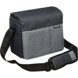 Nikon DSLR System Camera Bag (Grey)  -  AU002405