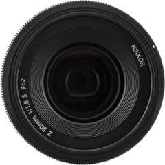 Nikon NIKKOR Z 50mm f-1.8 S