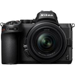 Nikon Z5 with NIKKOR Z 24-50mm f/4-6.3 Kit