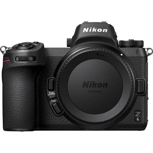 Nikon Z6 Camera Body