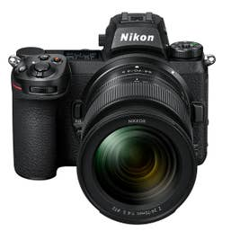 Nikon Z6 II with NIKKOR Z 24-70mm f/4 S Lens