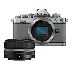 Nikon Z fc Natural Grey with Nikkor Z 28mm f/2.8 (SE)