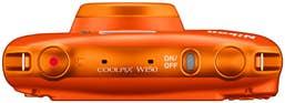 Nikon W150 Camera Orange