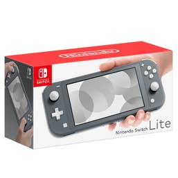 Nintendo Switch Console Lite Grey