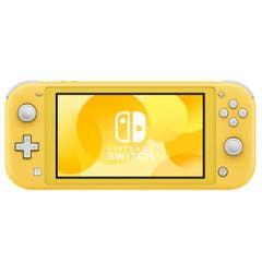 Nintendo Switch Console Lite Yellow